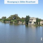 Riverspay's 500m Waterfront
