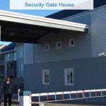 Security Gate House
