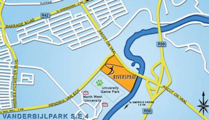 Immediate Area Map